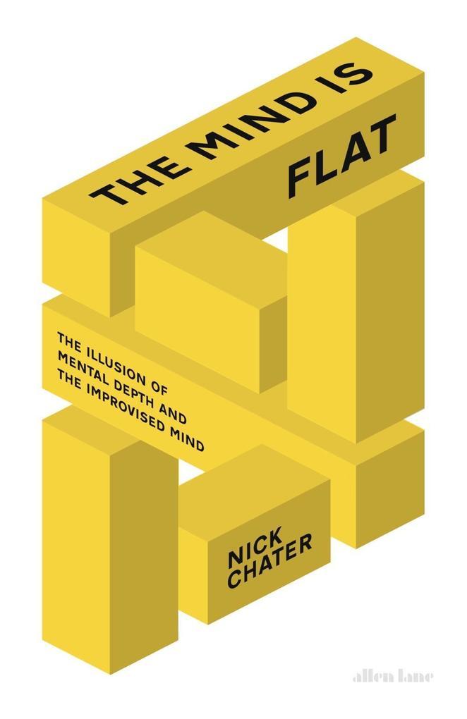 The Mind is Flat als eBook Download von Nick Ch...