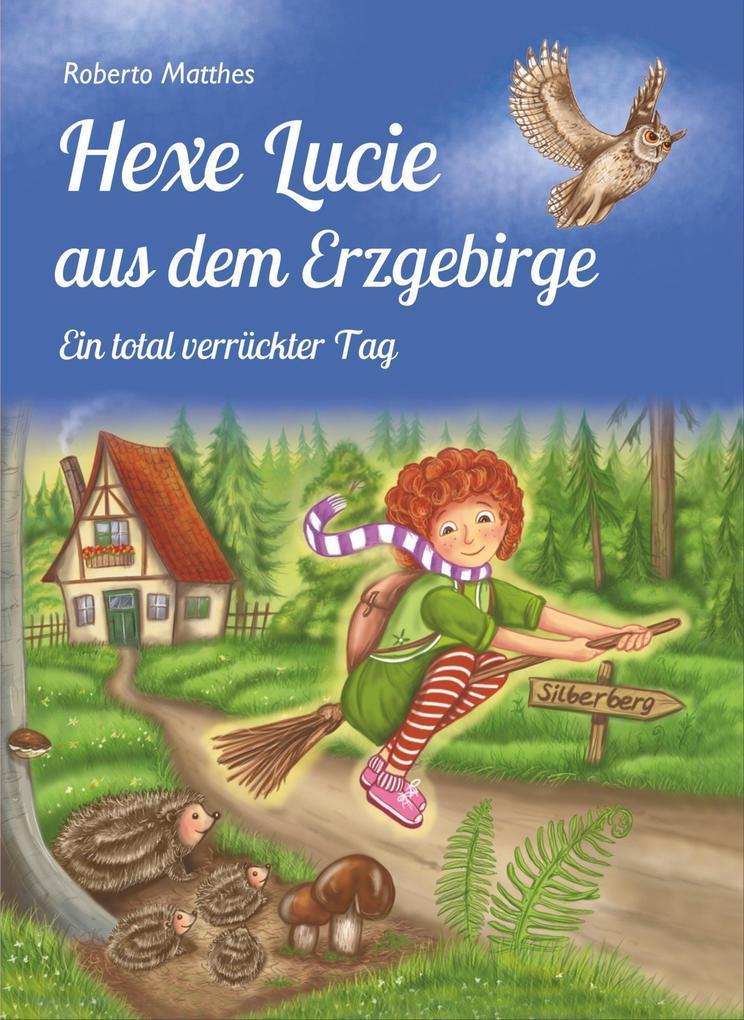 Hexe Lucie aus dem Erzgebirge als eBook epub