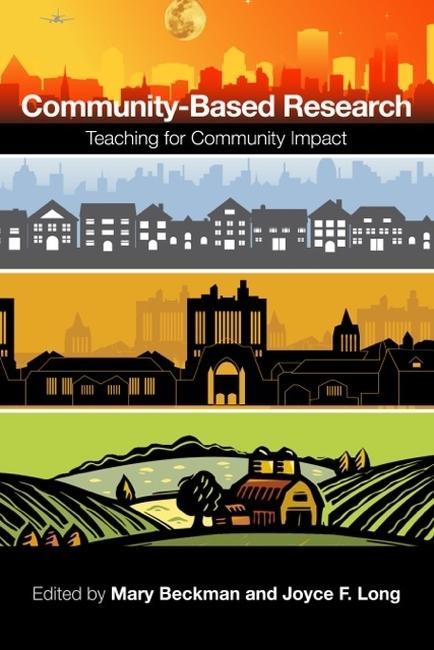 Community-Based Research als eBook Download von
