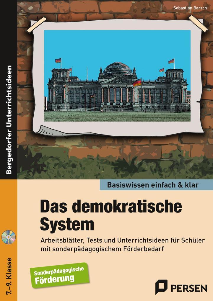 Das demokratische System - einfach & klar als B...