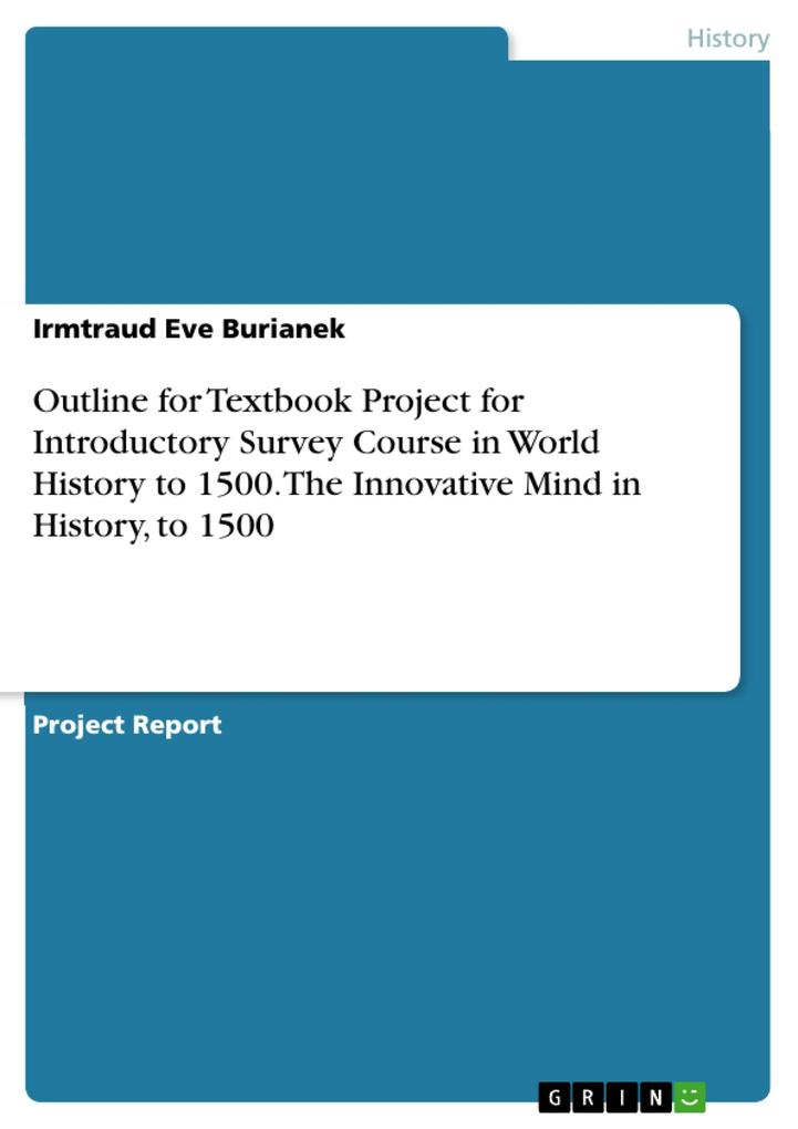 Outline for Textbook Project for Introductory S...