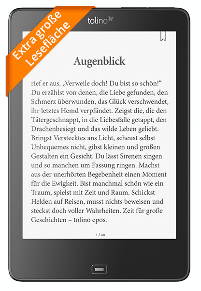 tolino epos - eBook Reader
