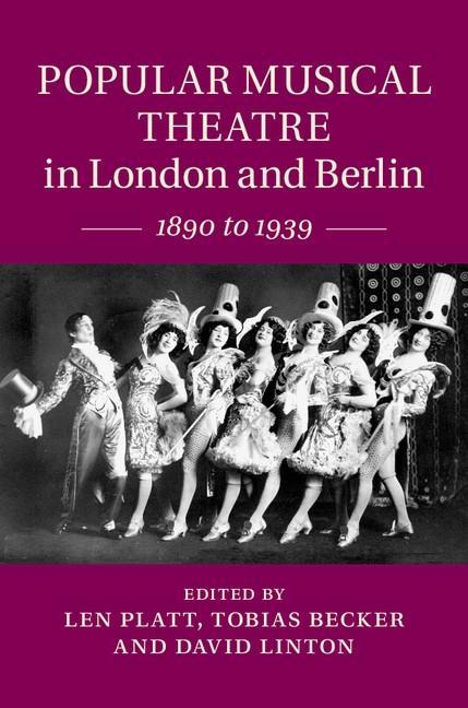 Popular Musical Theatre in London and Berlin al...