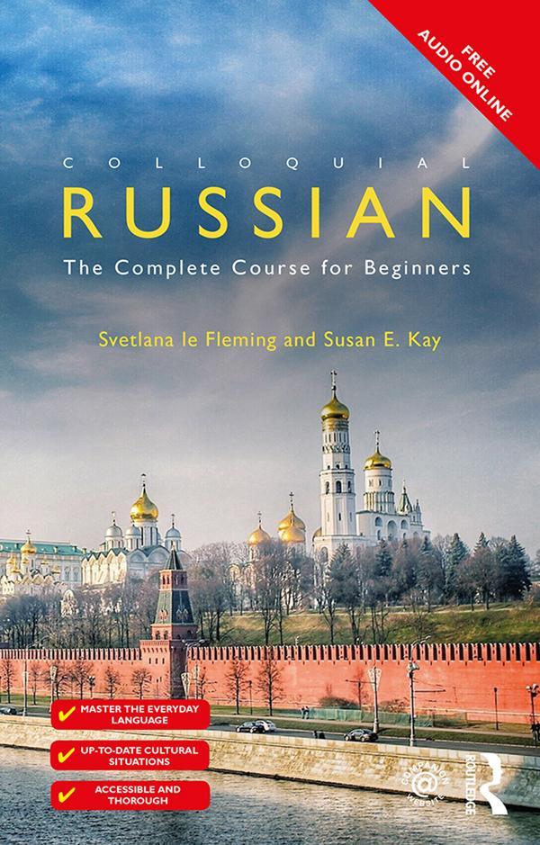Colloquial Russian als eBook Download von Svetl...