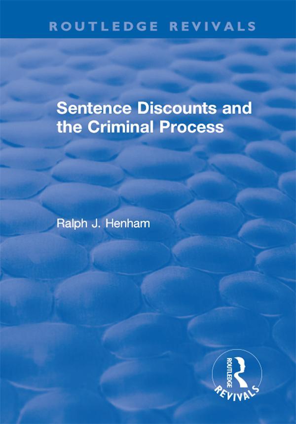 Sentence Discounts and the Criminal Process als...