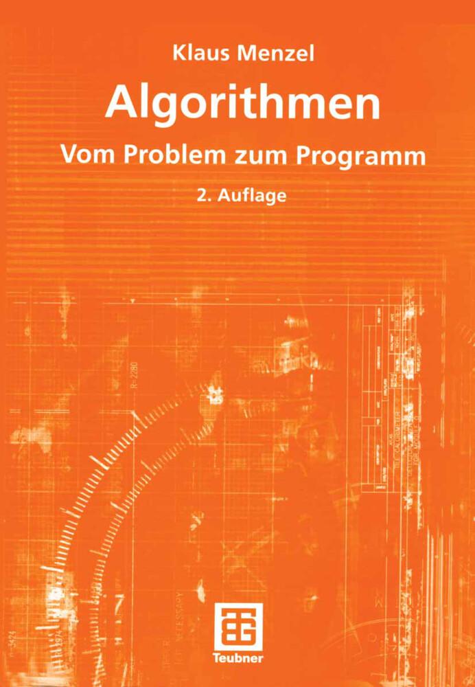Algorithmen als Buch von Klaus Menzel
