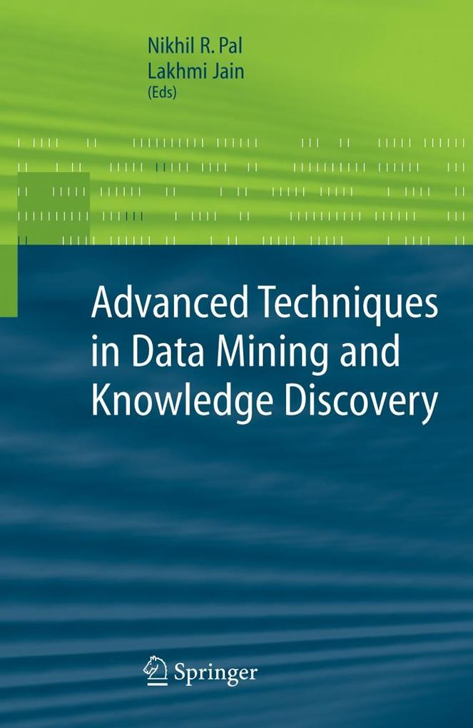Advanced Techniques in Data Mining Knowledge Di...