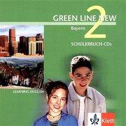 Green Line New 2. Audio CD. Bayern