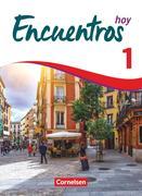 Encuentros Hoy - Band 1 - 3. Fremdsprache - Schülerbuch