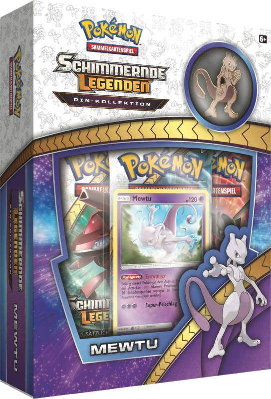 Amigo Spiele - Pokémon - Pin Box 02 als sonstige Artikel