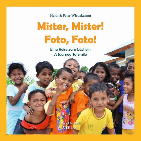 Mister, Mister! Foto, Foto! als Buch