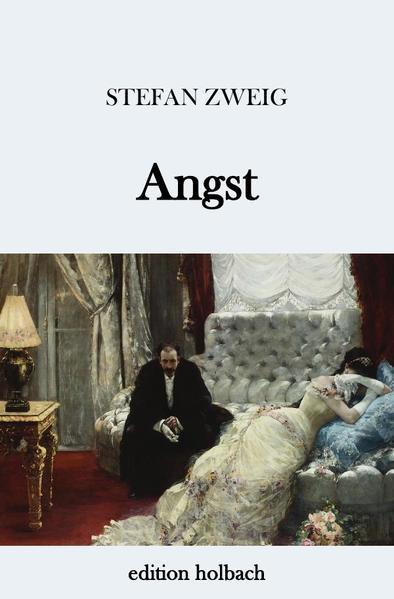Angst als Buch (kartoniert)