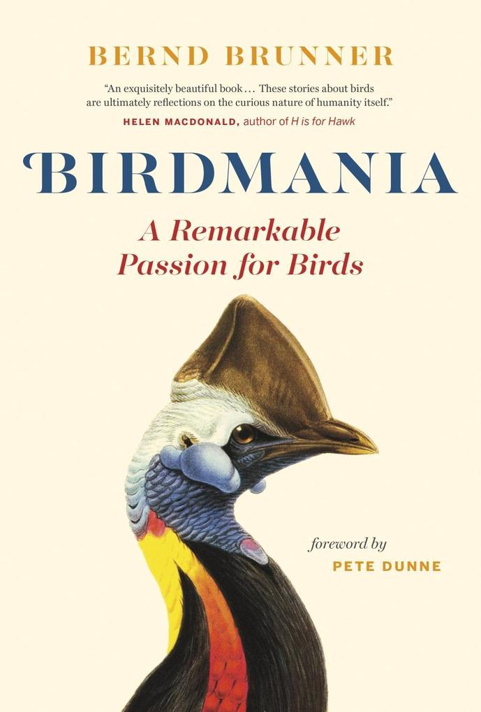 Birdmania als eBook Download von Bernd Brunner