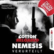 Jerry Cotton, Cotton Reloaded: Nemesis, Folge 1: Verurteilt (Ungekürzt)