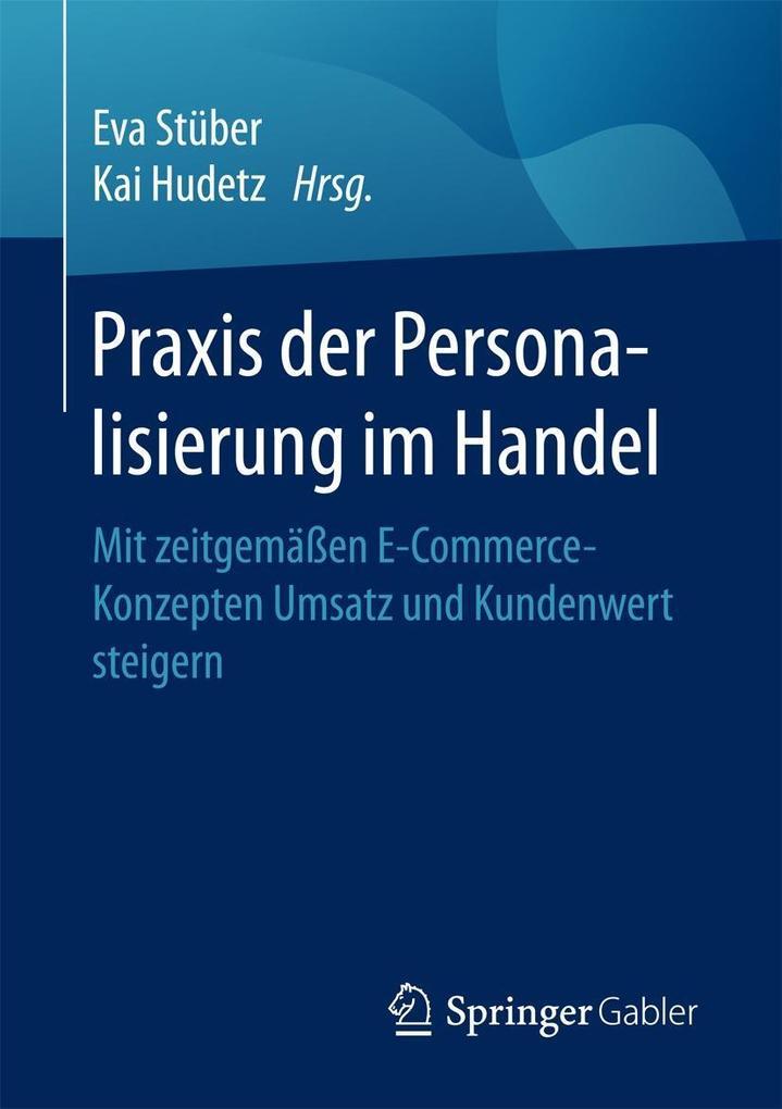 Praxis der Personalisierung im Handel als eBook...