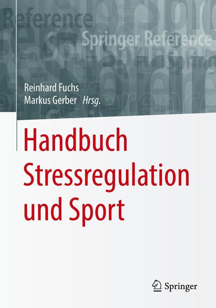 Handbuch Stressregulation und Sport als eBook D...