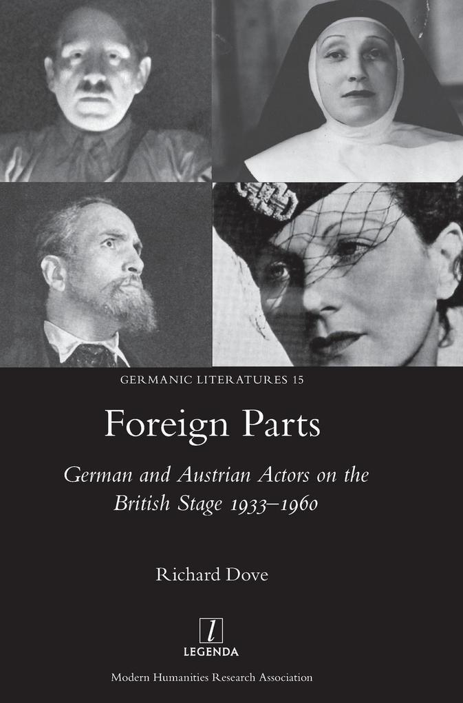 Foreign Parts als Buch von Richard Dove