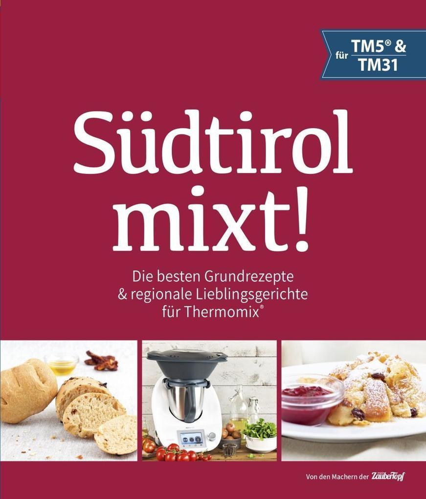 Südtirol mixt! als Buch