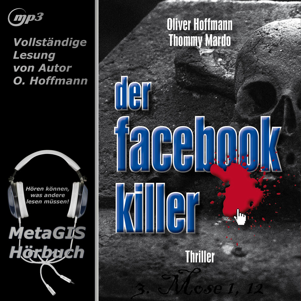 Der Facebook-Killer als Hörbuch Download von Ol...