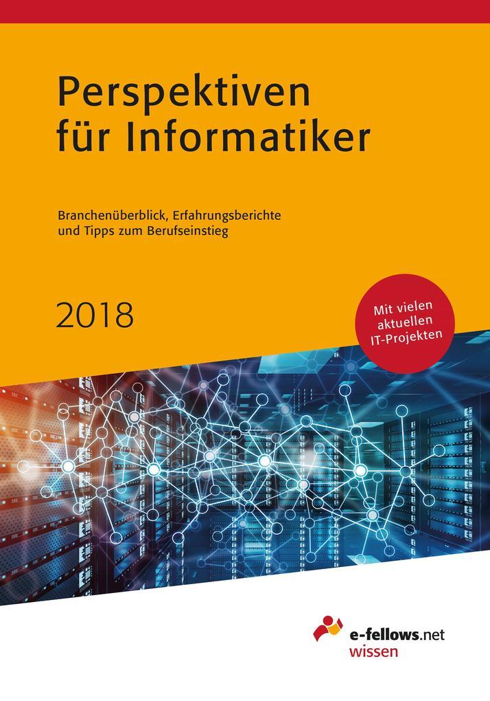 Perspektiven für Informatiker 2018 als eBook Do...