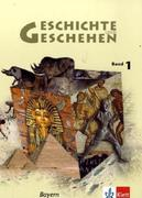 Geschichte und Geschehen K 1. Schülerbuch. Bayern