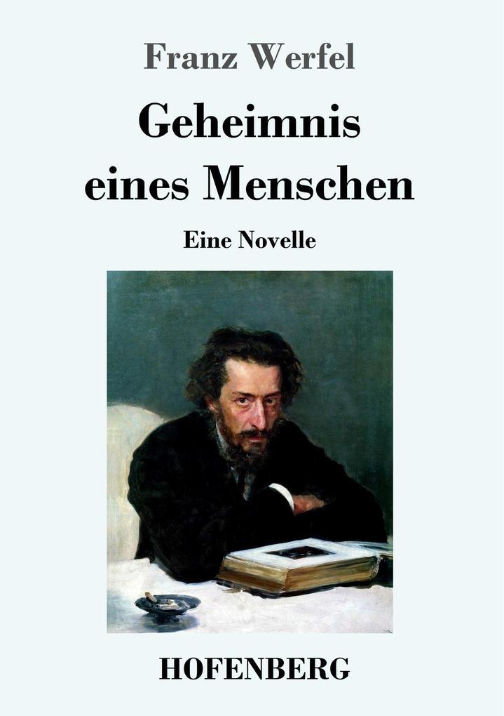 9783743720374 - Franz Werfel: Geheimnis eines Menschen als Buch von Franz Werfel - Buch