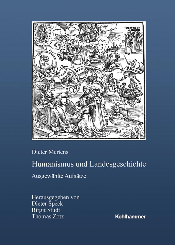 Humanismus und Landesgeschichte als Buch von Di...