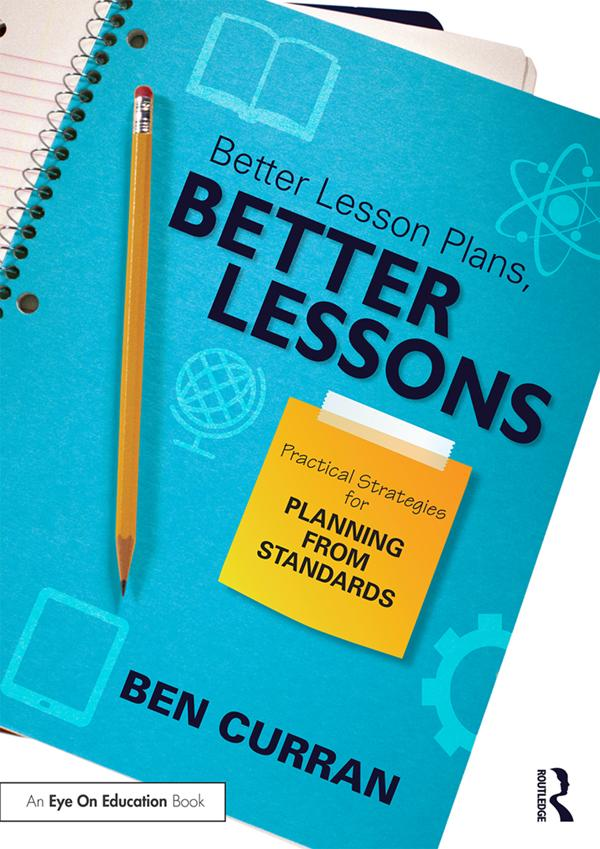 Better Lesson Plans, Better Lessons als eBook D...