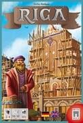 Ostia OSTRI001 - Riga, Handelsnetz der Macht, Familienspiel, Brettspiel, Kartenspiel