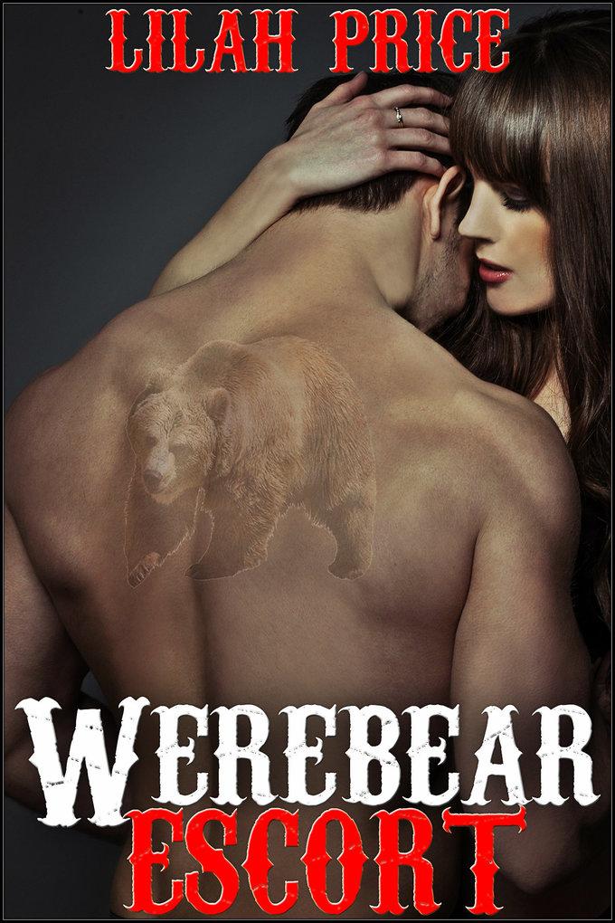 Werebear Escort als eBook Download von Lilah Price