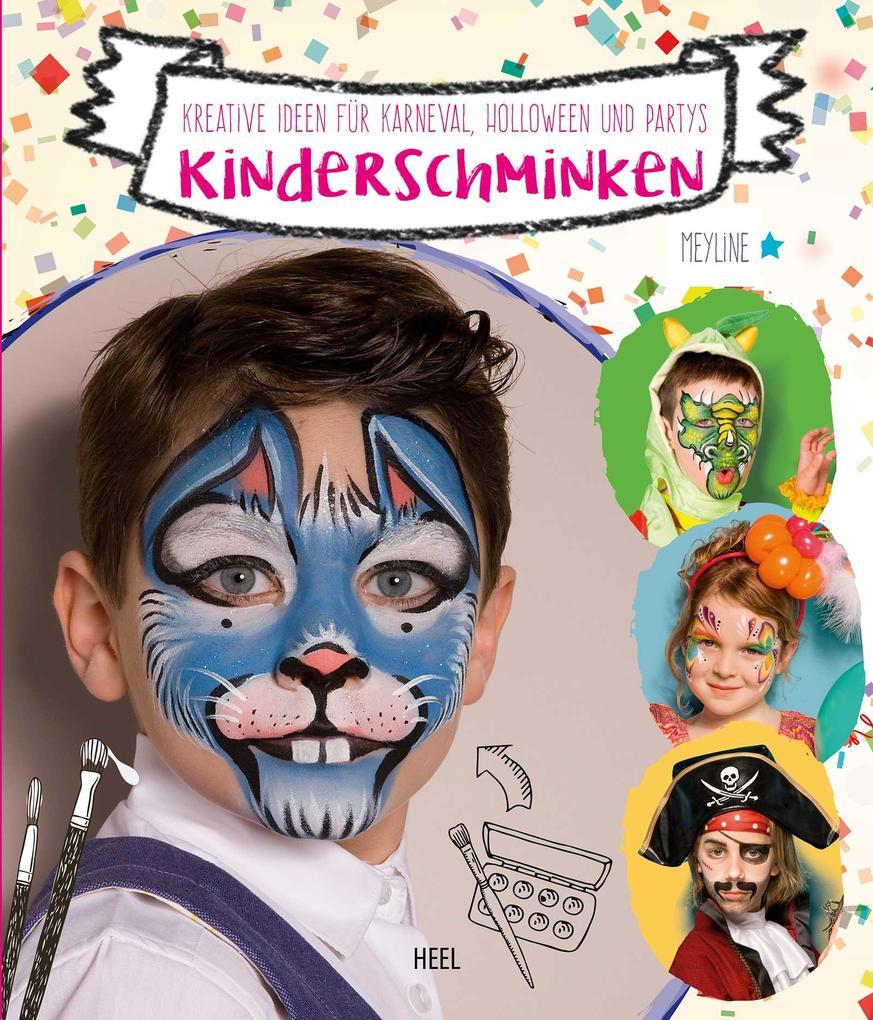 Kinderschminken als Buch von