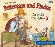 Pettersson und Findus - Die große Hörspielbox 3 (3 CD)
