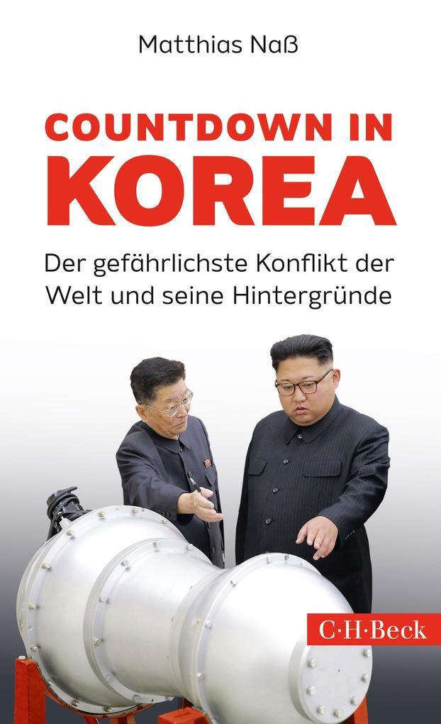 Countdown in Korea als eBook