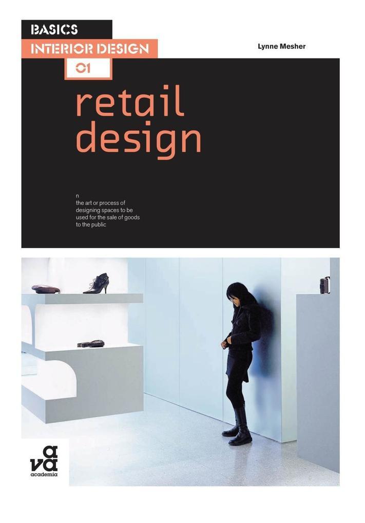 Basics Interior Design 01: Retail Design als eB...
