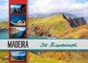 Kalender zum Selberdrucken - Madeira. die Blumeninsel 2018