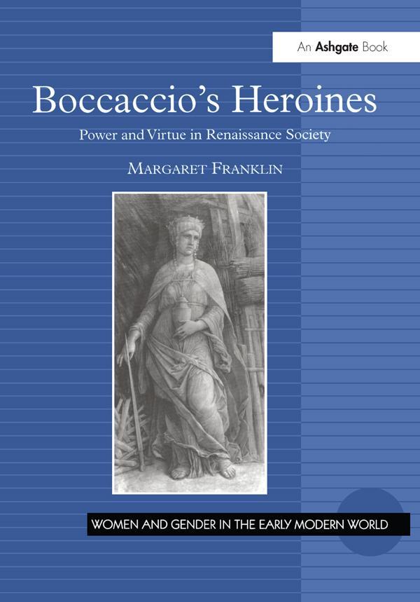 Boccaccio´s Heroines als eBook Download von Mar...