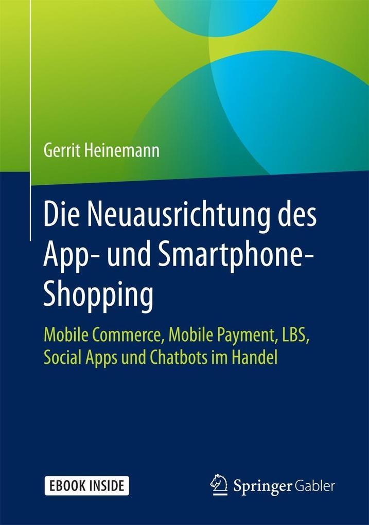Die Neuausrichtung des App- und Smartphone-Shop...