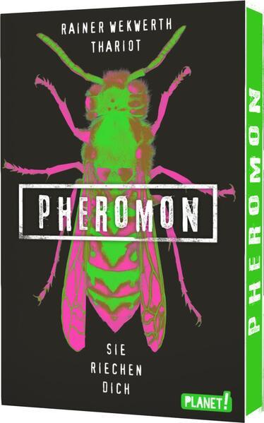 Pheromon 1. Sie riechen dich als Buch