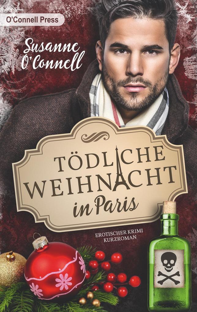 Tödliche Weihnacht in Paris als Buch