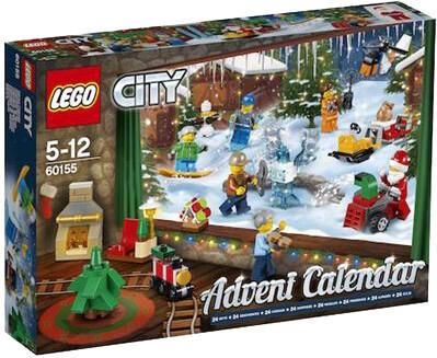 Lego City Adventskalender 2017 als Spielwaren