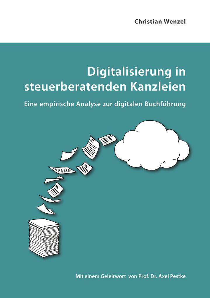 Digitalisierung in steuerberatenden Kanzleien als Buch