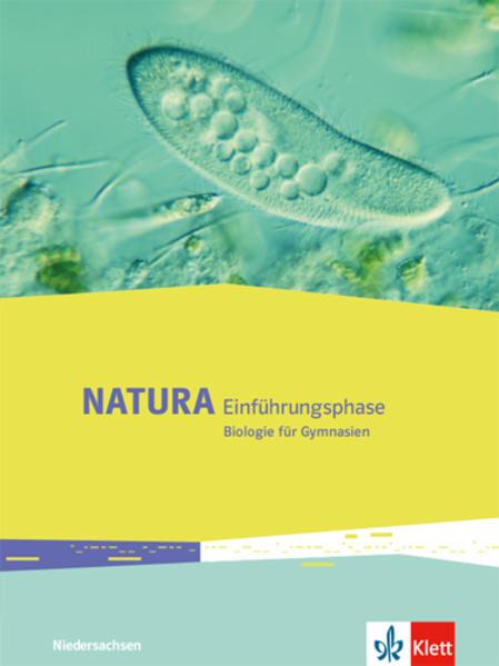 Natura Biologie. Schülerbuch Einführungsphase. Ausgabe Niedersachsen ab 2018 als Buch