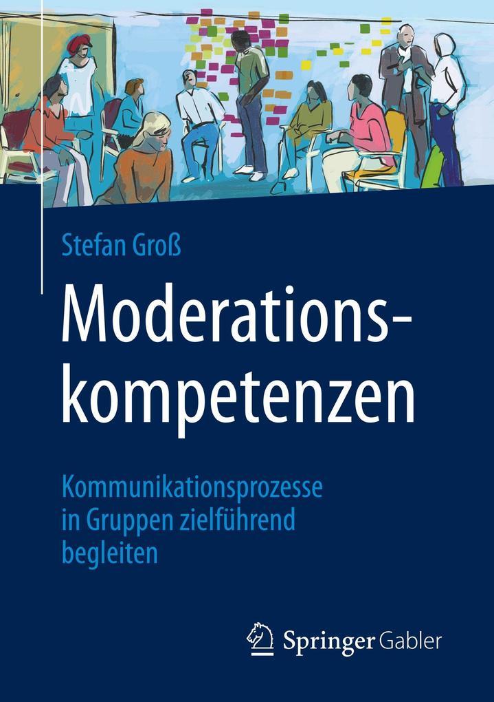 Moderationskompetenzen als Buch