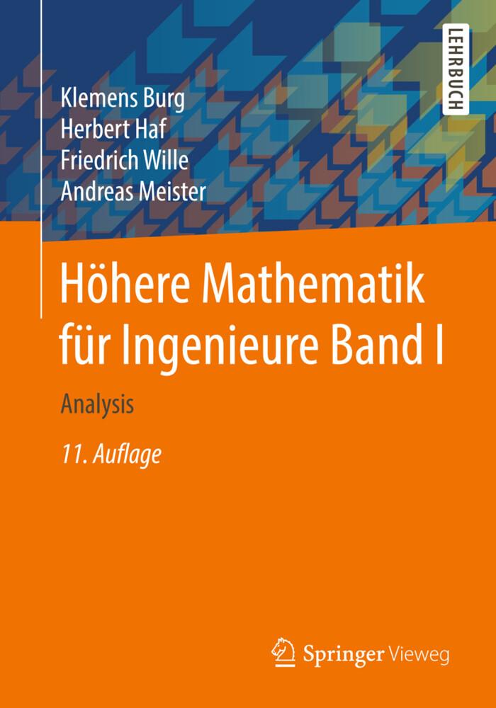 Höhere Mathematik für Ingenieure Band I als Buc...