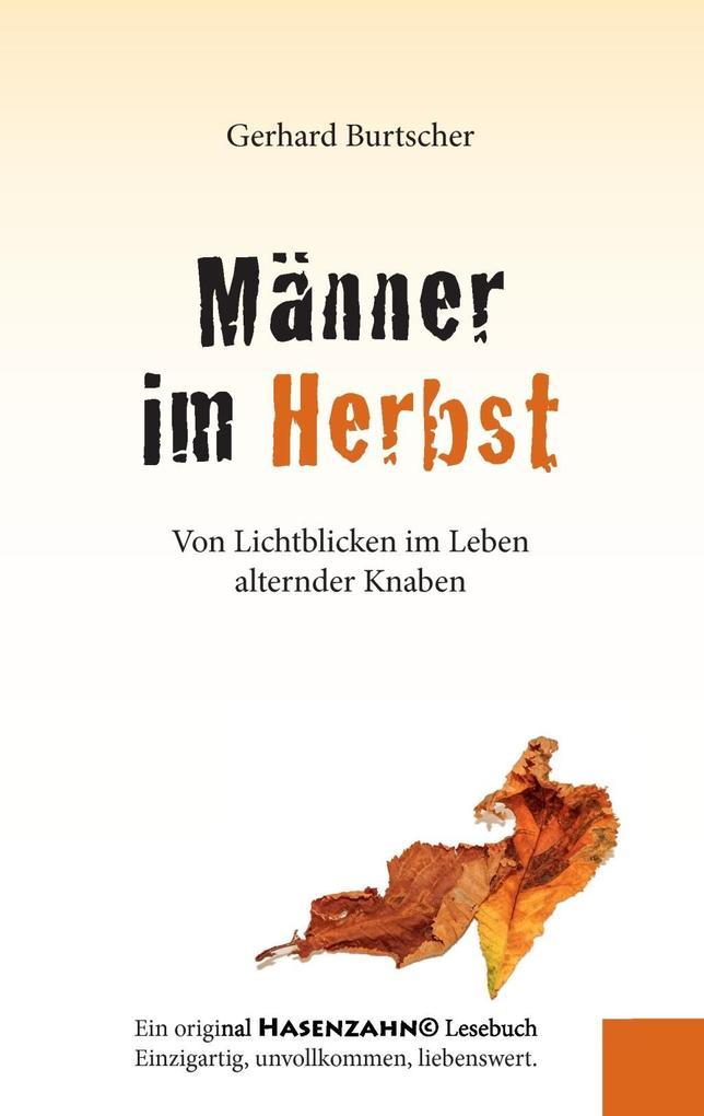 Männer im Herbst als eBook
