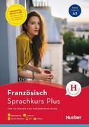 Sprachkurs Plus Französisch. Buch mit MP3-CD, Online-Übungen, App und Videos