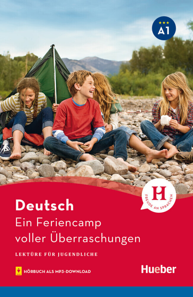 Ein Feriencamp voller Überraschungen als Buch v...