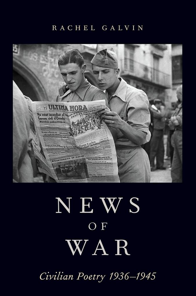 News of War als eBook Download von Rachel Galvin
