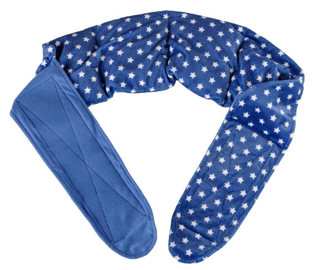 Wärmegürtel Warmies® Sterne (blau)