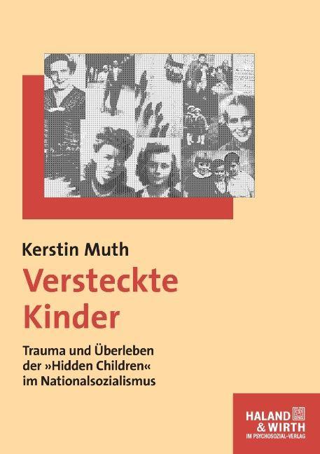 Versteckte Kinder als Buch von Kerstin Muth